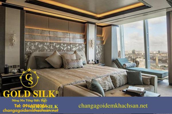 Phòng SUT là phòng cao cấp nhất của các loại phòng trong khách sạn